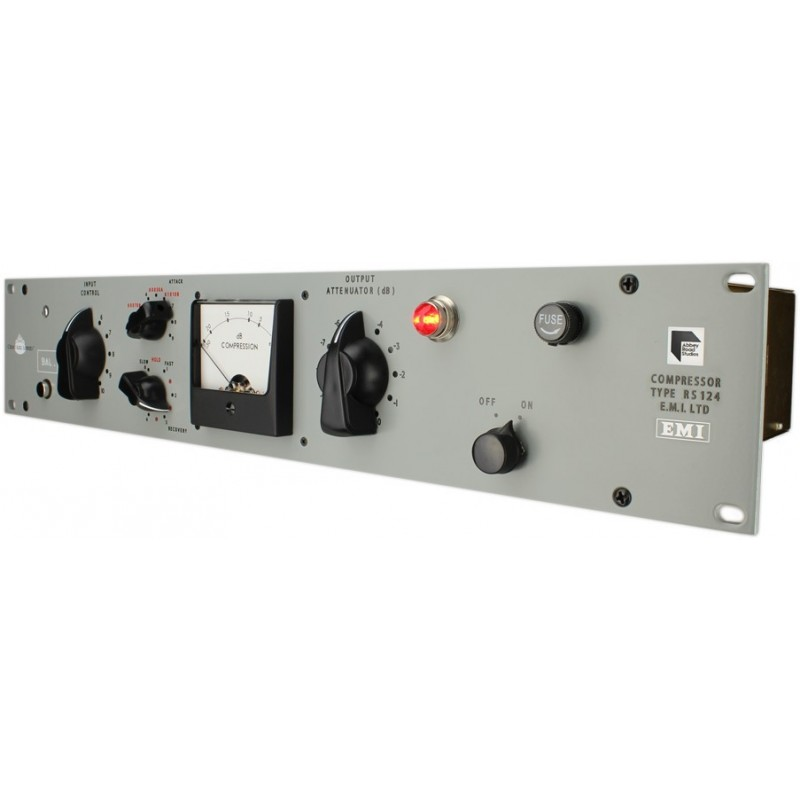 Mäag Audio EQ2 - 500 Series